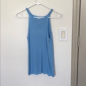 Blue top from Francesca's.